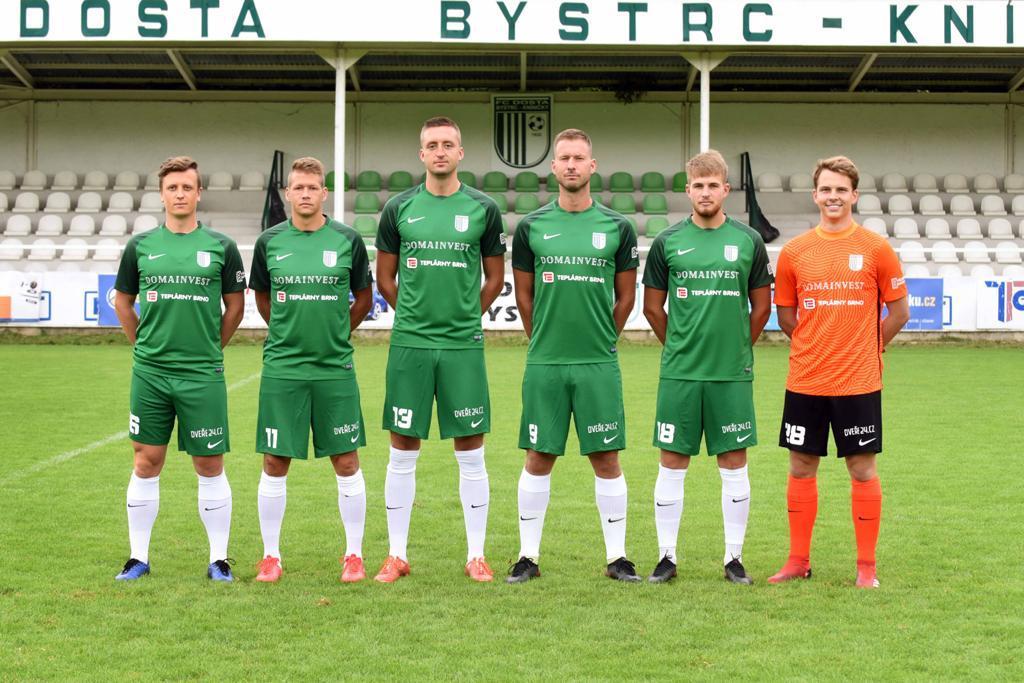 """FC Dosta Bystrc - Kníničky Příprava na sezónu a změny v kádru """"A"""" týmu mužů Muži """"A"""", Novinky"""
