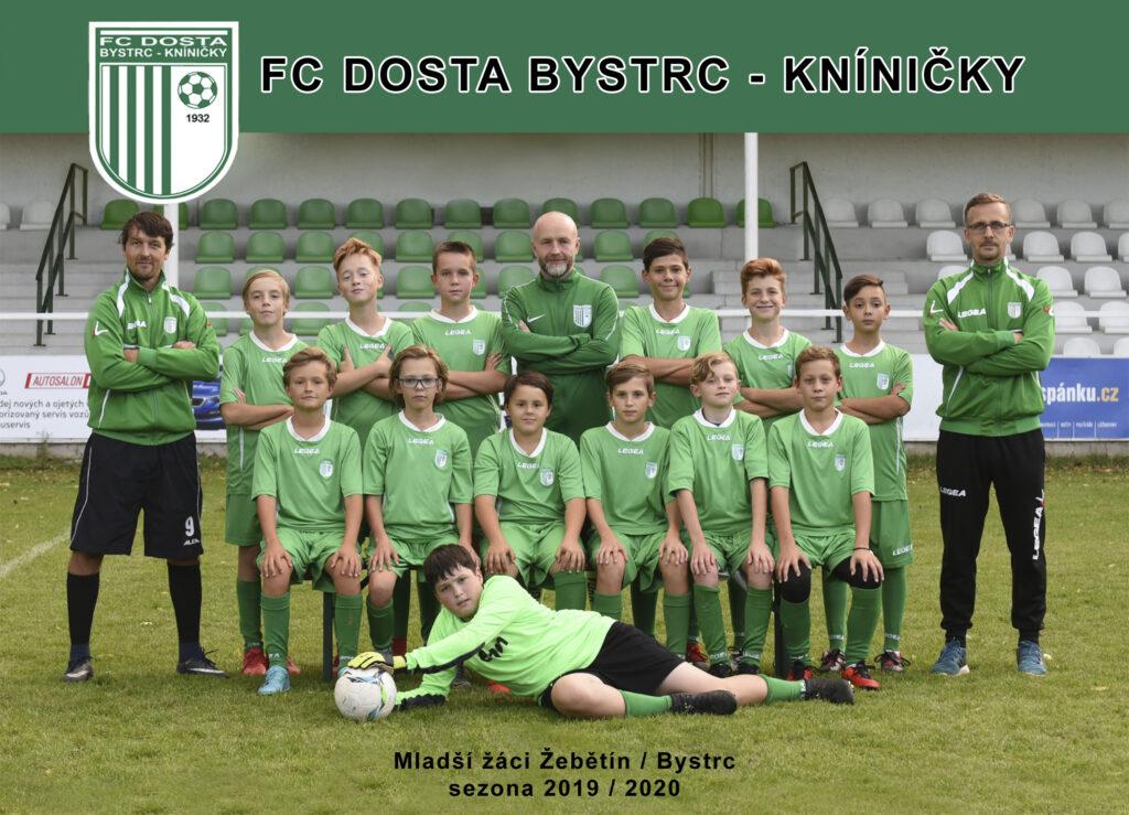 FC Dosta Bystrc - Kníničky Fotogalerie - Starší žáci r. 2007
